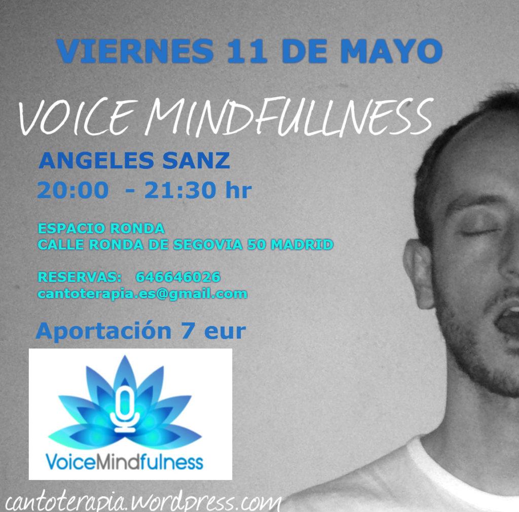 Voice Mindfullness con Angeles Sanz