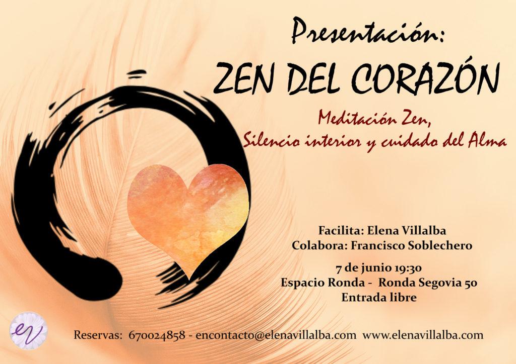 """Presentación """"El Camino Zen del Corazón"""""""