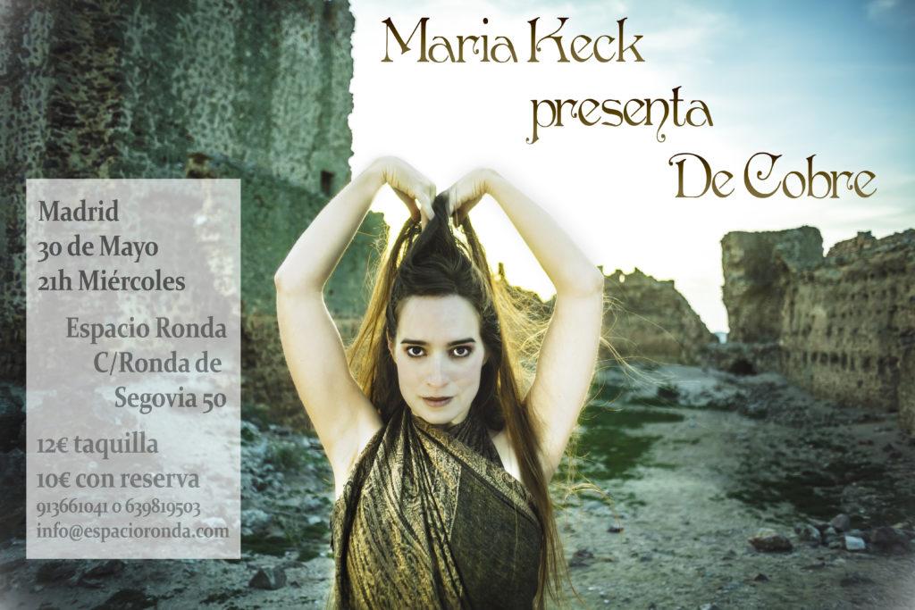 """Concierto presentación del disco """"De Cobre"""""""