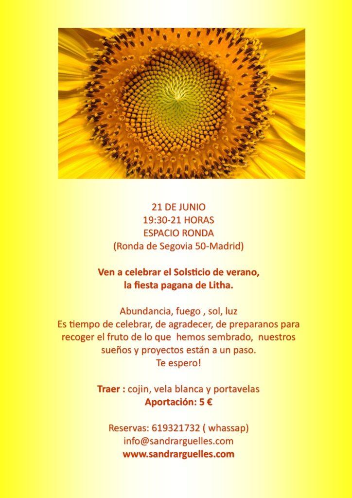 Celebración Solsticio de verano - La fiesta pagana de Litha