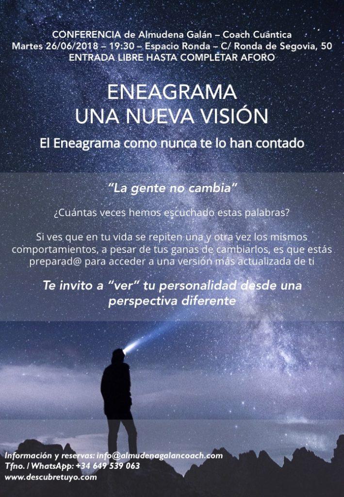 """""""Eneagrama"""" Una nueva visión"""