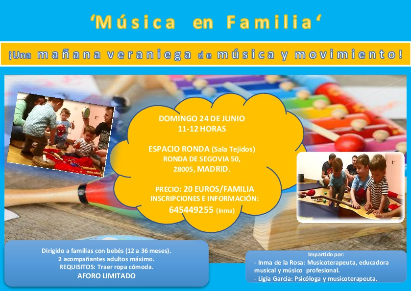 Musica en familia