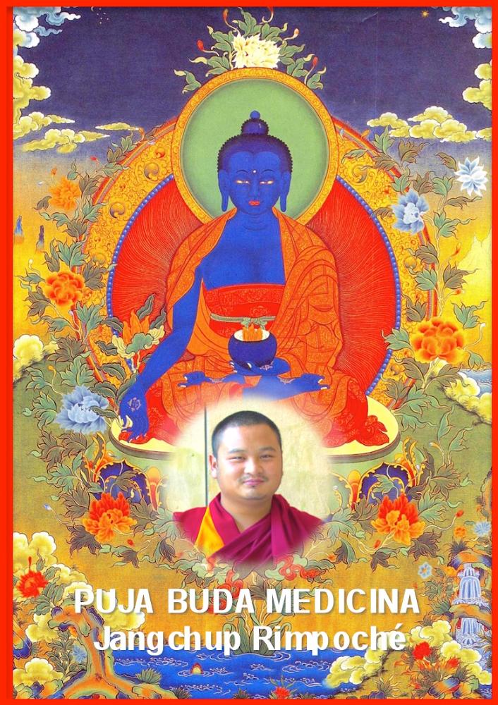 Puja del Buda de la Medicina, para la salud y la sanación