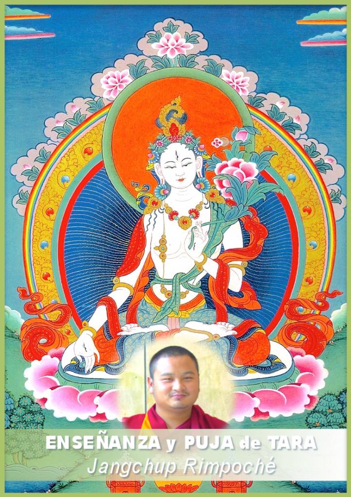 Enseñanza y puja de Tara - Jangchup Rimpoché