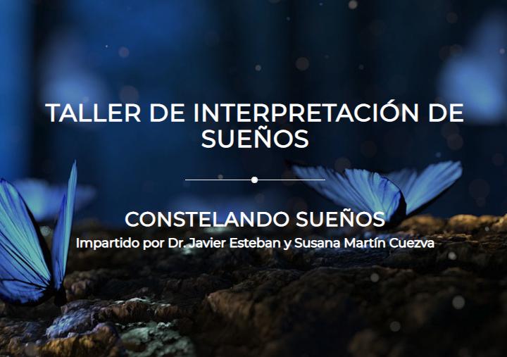 Presentación del taller de interpretación de sueños