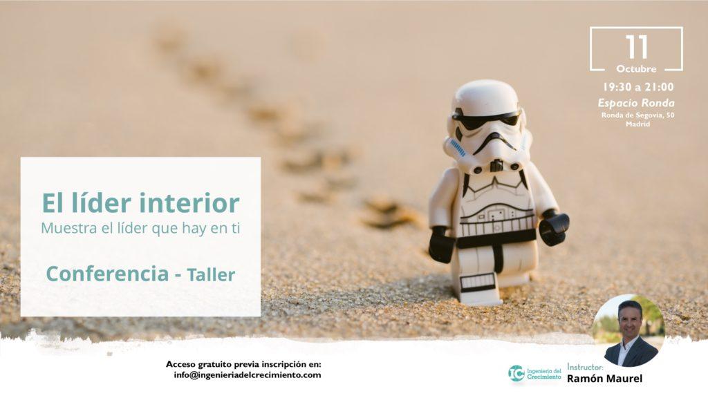 """Conferencia-taller """"El líder interior"""""""