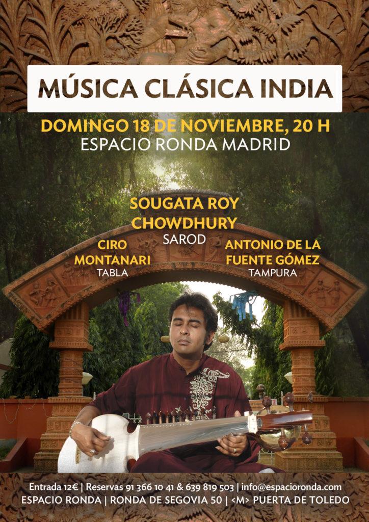 Música Clásica India