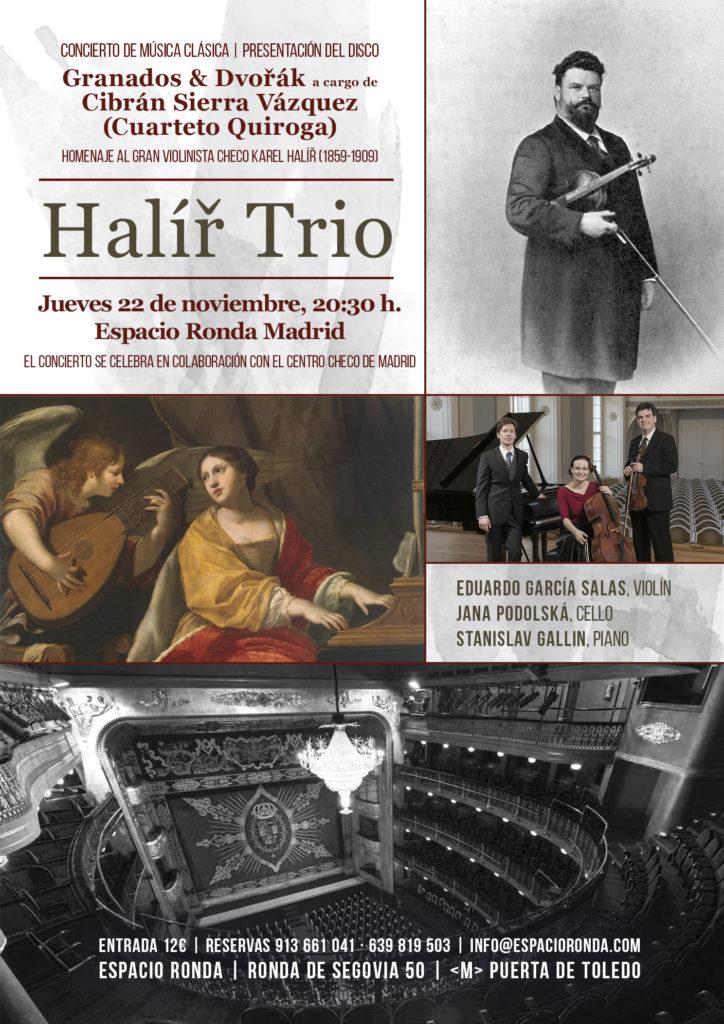 Halíř Trio