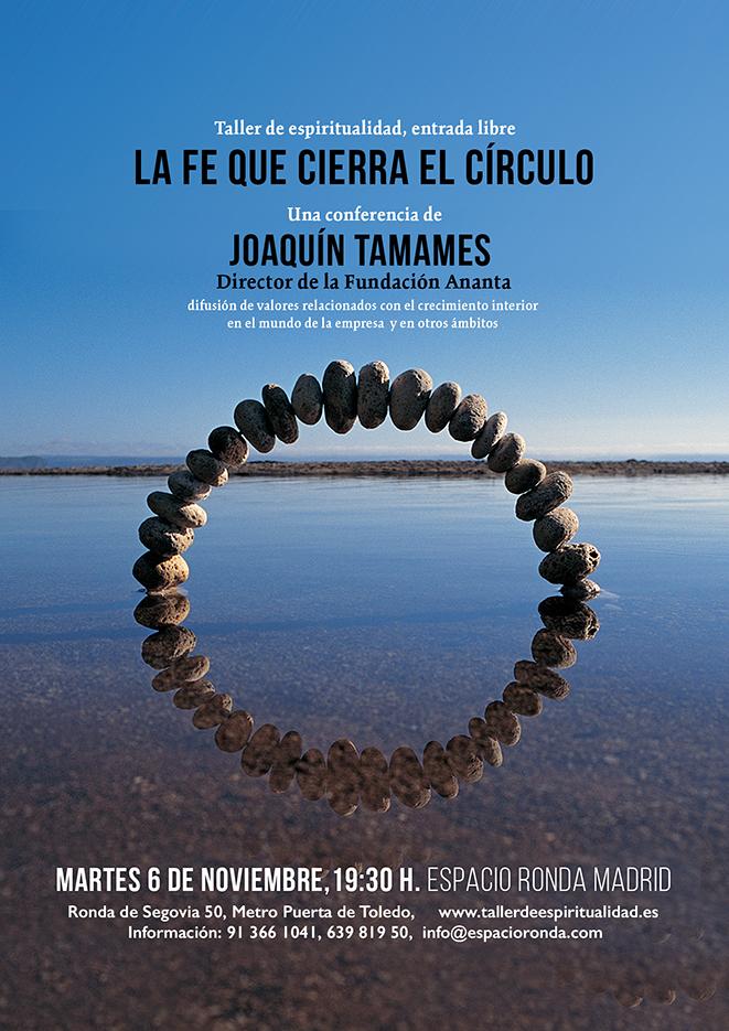 """Conferencia pública: """"La fe que cierra el círculo"""""""