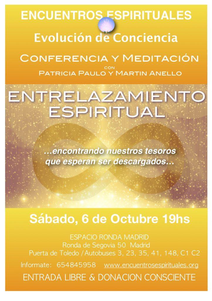 Entrelazamiento espiritual