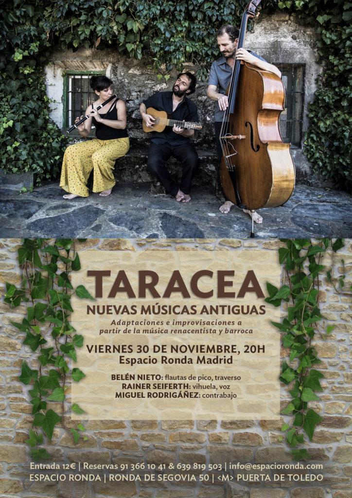 """""""Nuevas Músicas Antiguas"""" Adaptaciones e improvisaciones a partir de la música renacentista y barroca"""