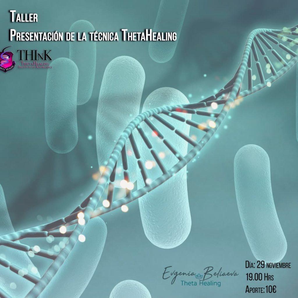 Taller presentación de la técnica ThetaHealing