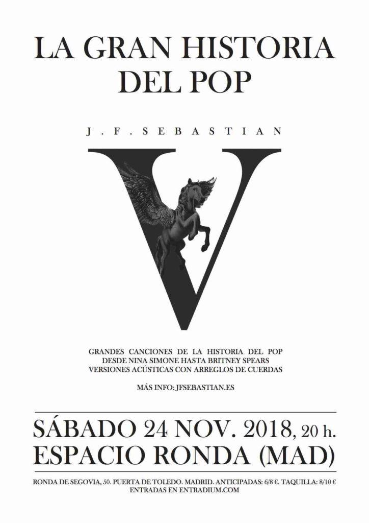 La Gran Historia del Pop - J. F. Sebastian