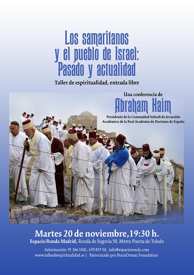 Los Samaritanos y el Pueblo de Israel: Pasado y Actualidad