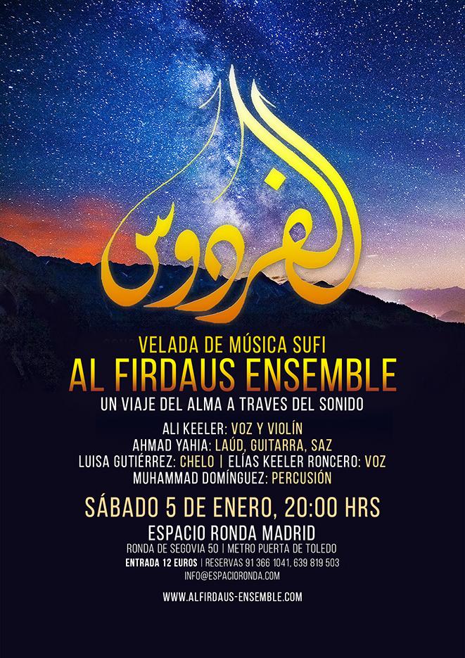 AL FIRDAUS en concierto