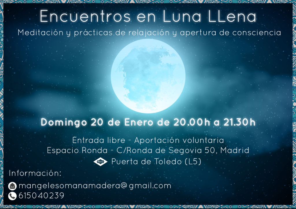 Encuentros enLuna Llena