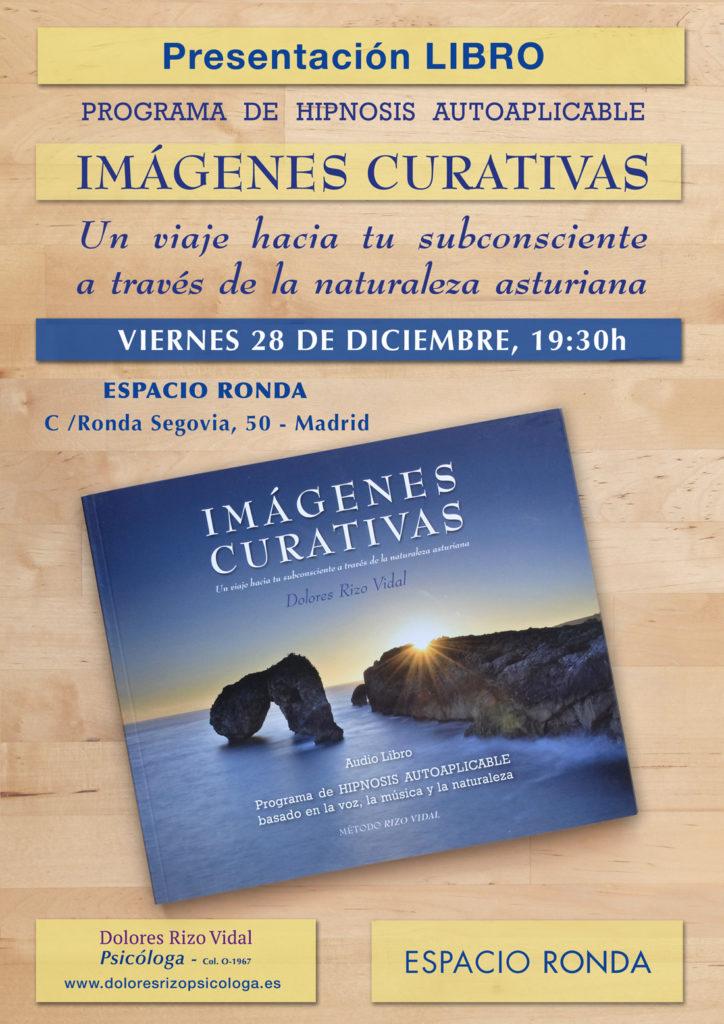 """Presentación del libro """"Imágenes Curativas"""""""
