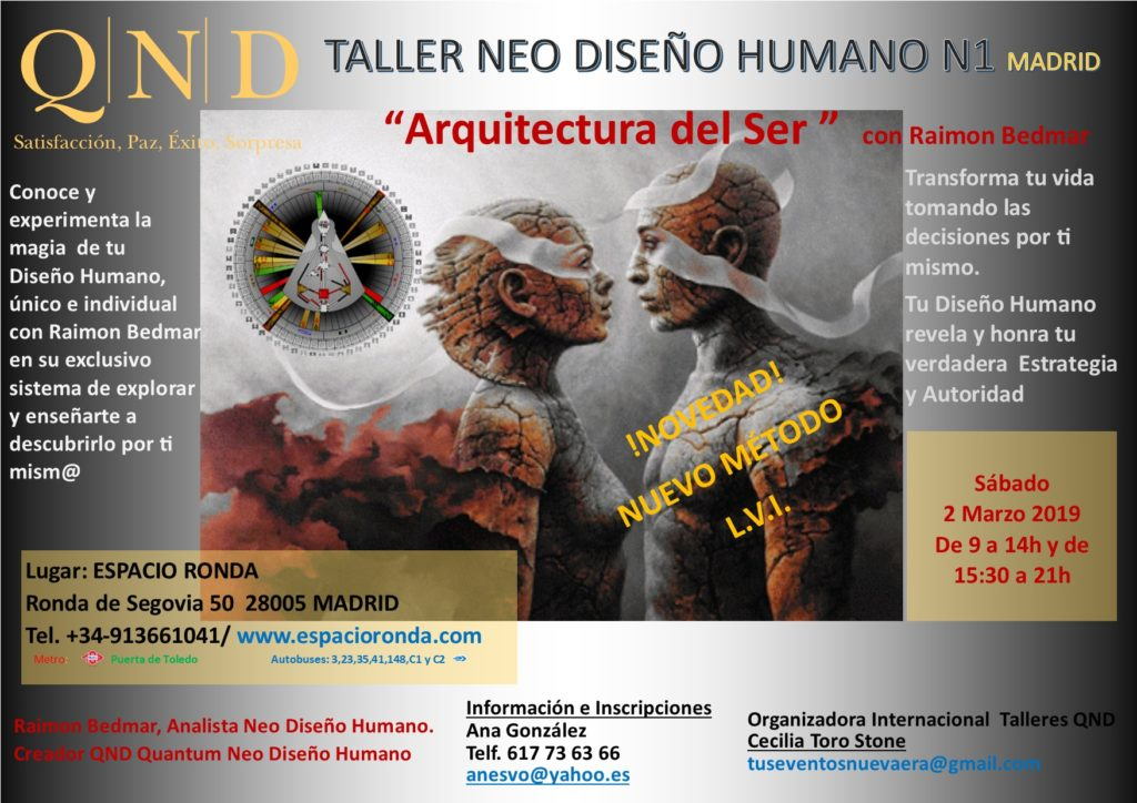 Taller Neo Diseño Humano N1
