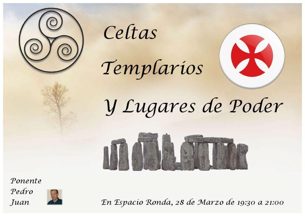 """Conferencia """"Celtas, Templarios y Lugares del Poder"""""""