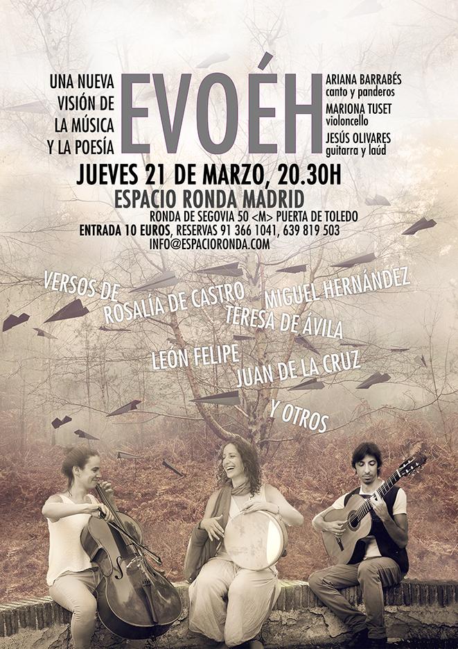 EVOEH en concierto