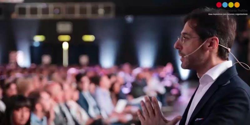 """Conferencia con Sergio Fernández """"Cómo gestionar equipos y personas"""""""