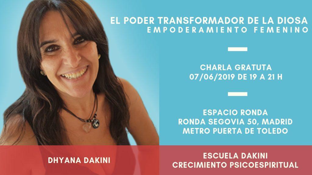 El Poder Transformador de la Diosa - Empoderamiento femenino