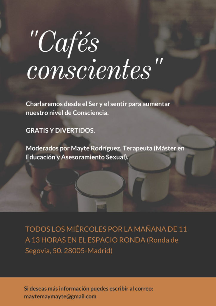 """Taller """"Cafés conscientes"""""""
