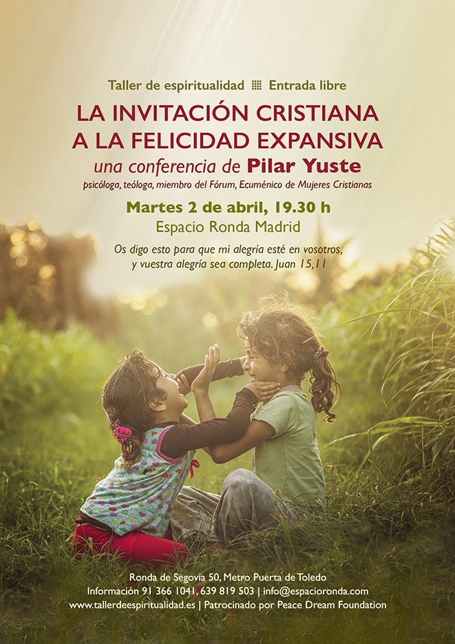 La invitación cristiana a la felicidad expansiva