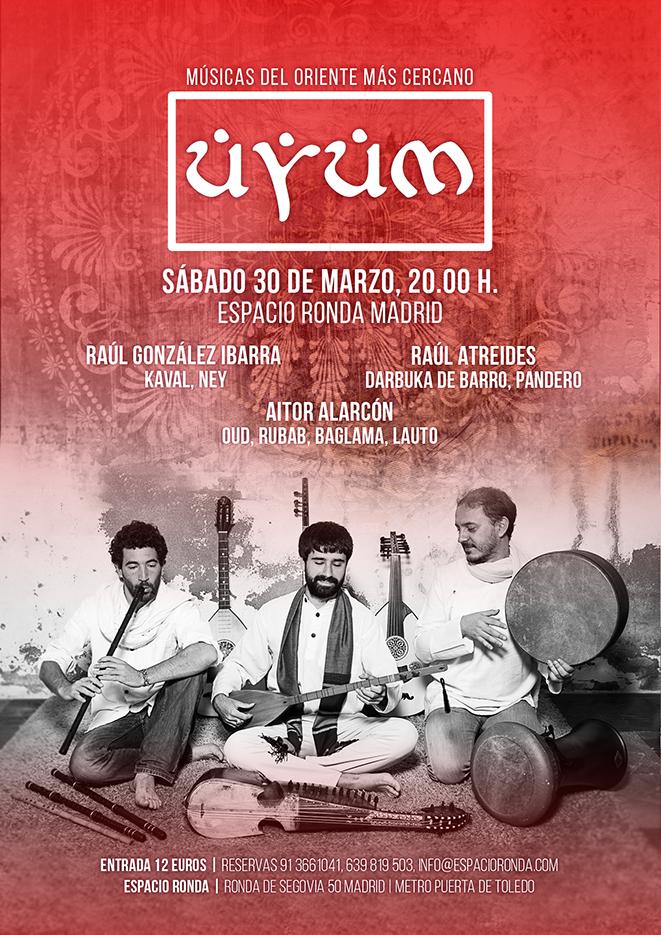 UYUM - Músicas del Oriente Más Cercano