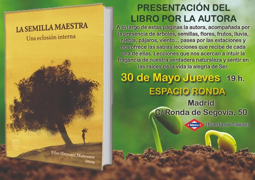 """Presentación del Libro """"La Semilla Maestra"""""""