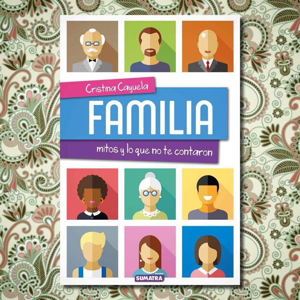 """Presentación del libro """"Familia, mitos y lo que no te contaron"""""""