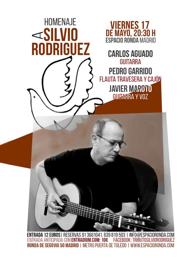 Tributo a Silvio Rodríguez