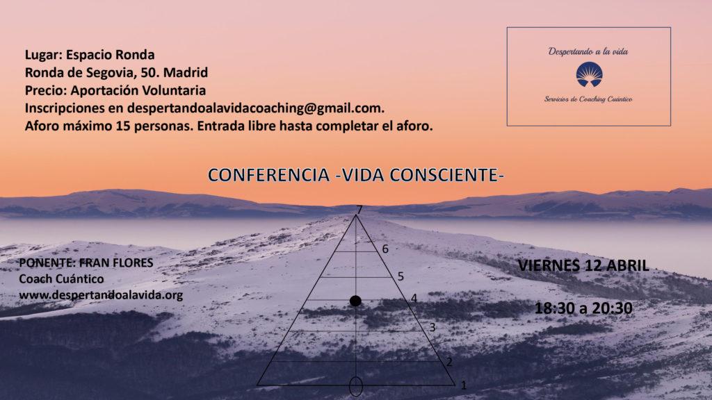 Conferencia - Vida Consciente