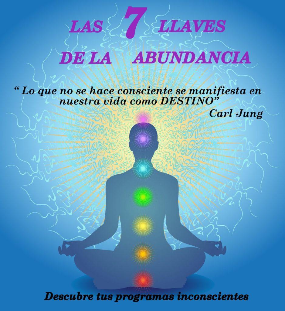 Las 7 Llaves de la Abundancia por María Salmerón