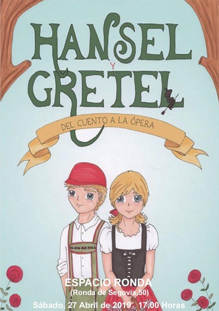 """""""Hansel y Gretel"""" Del cuento a la ópera"""