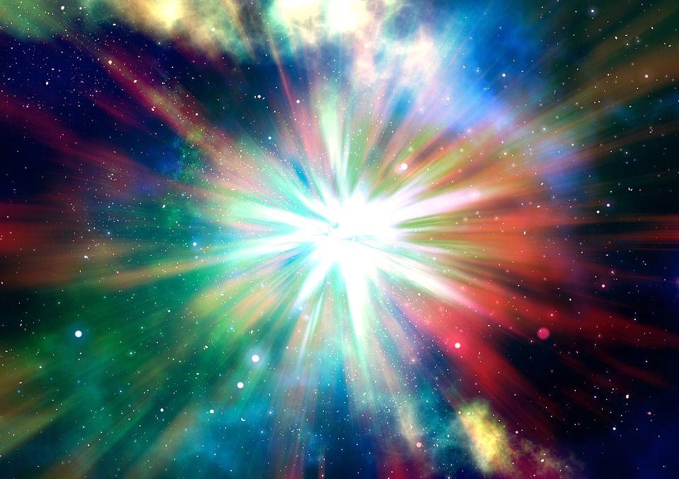 Conferencia - Imagina el Big Bang y la expansión del Universo: Un poco de Cosmología