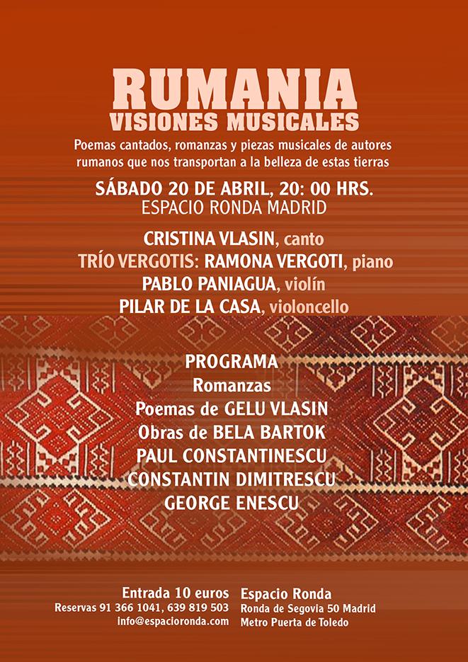 Rumanía - Visiones Musicales
