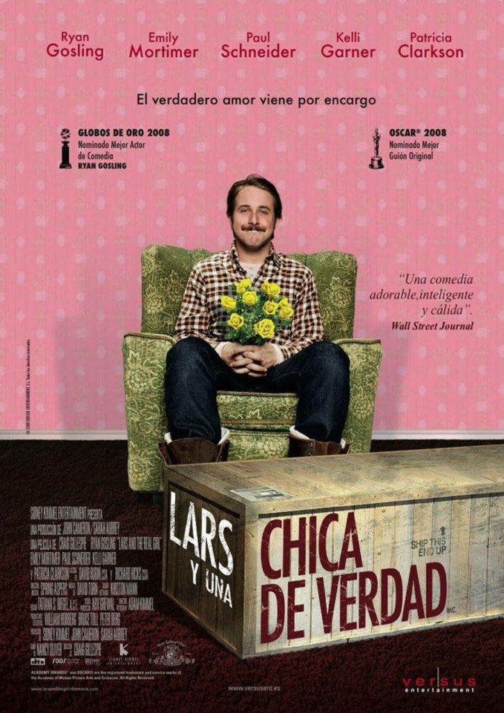 """Cineforum """"Lars y una chica de verdad"""""""