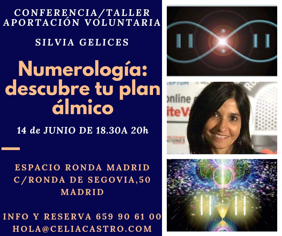 Destino y Plan de Alma según la Numerología con Silvia Gelices