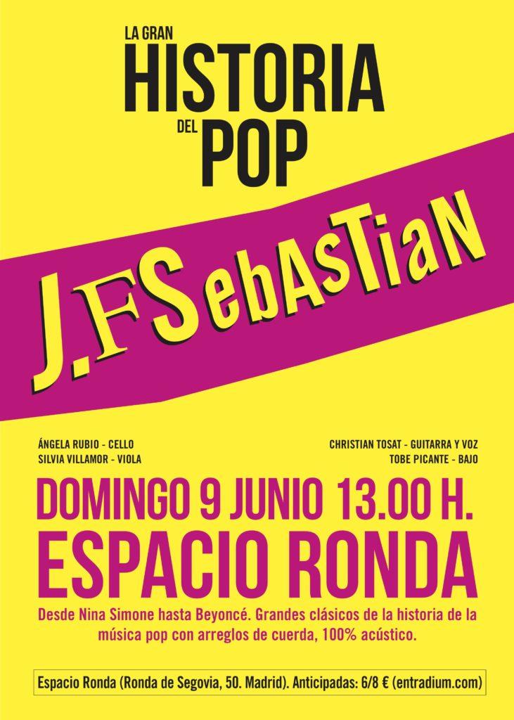 J.F. Sebastian | La Gran Historia del Pop