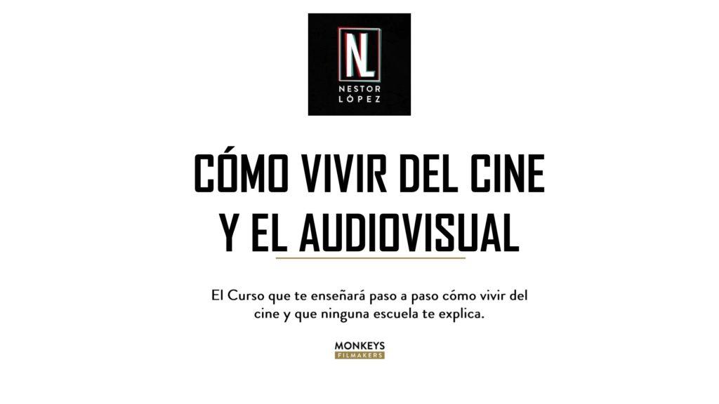 Conferencia Cómo vivir del Cine y el Audiovisual