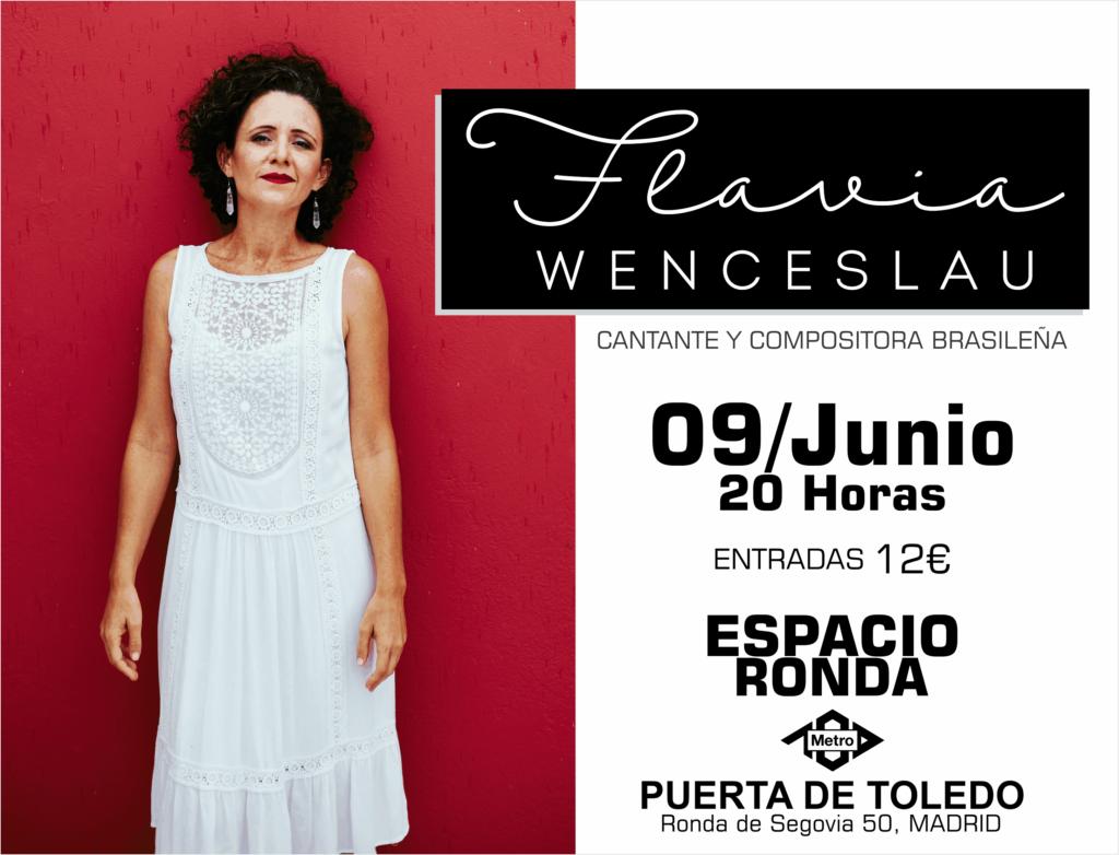 Flávia Wenceslau - Música para emocionar y sanar el corazón
