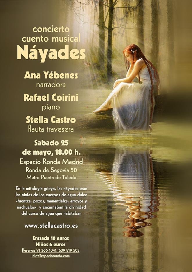 Concierto NÁYADES - Un cuento musical