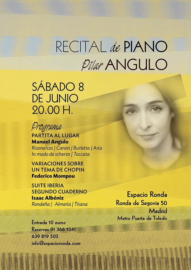 Recital de Piano - Pilar Angulo