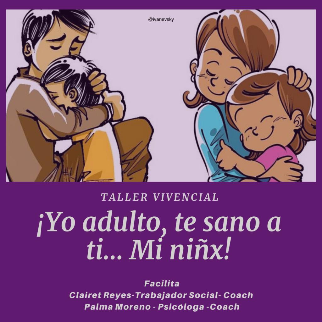 Taller vivencial con Clairet Reyes y Palma Moreno