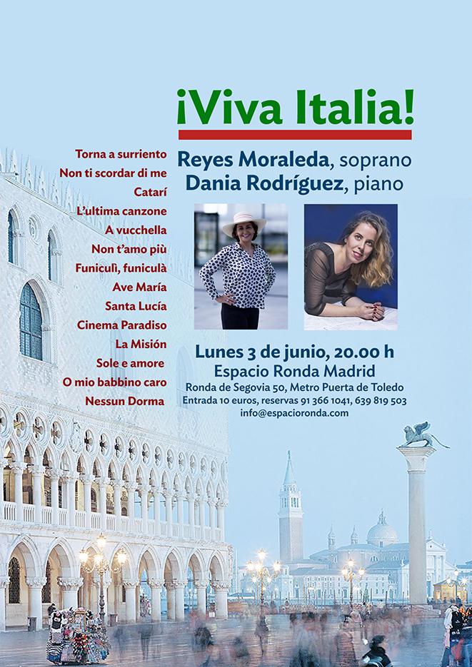¡Viva Italia!