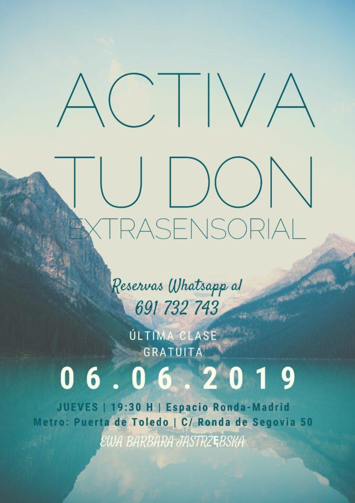 """""""Activa Tu Don Extrasensorial"""" con Ewa Barbara -  10 consejos para activar tu Don"""