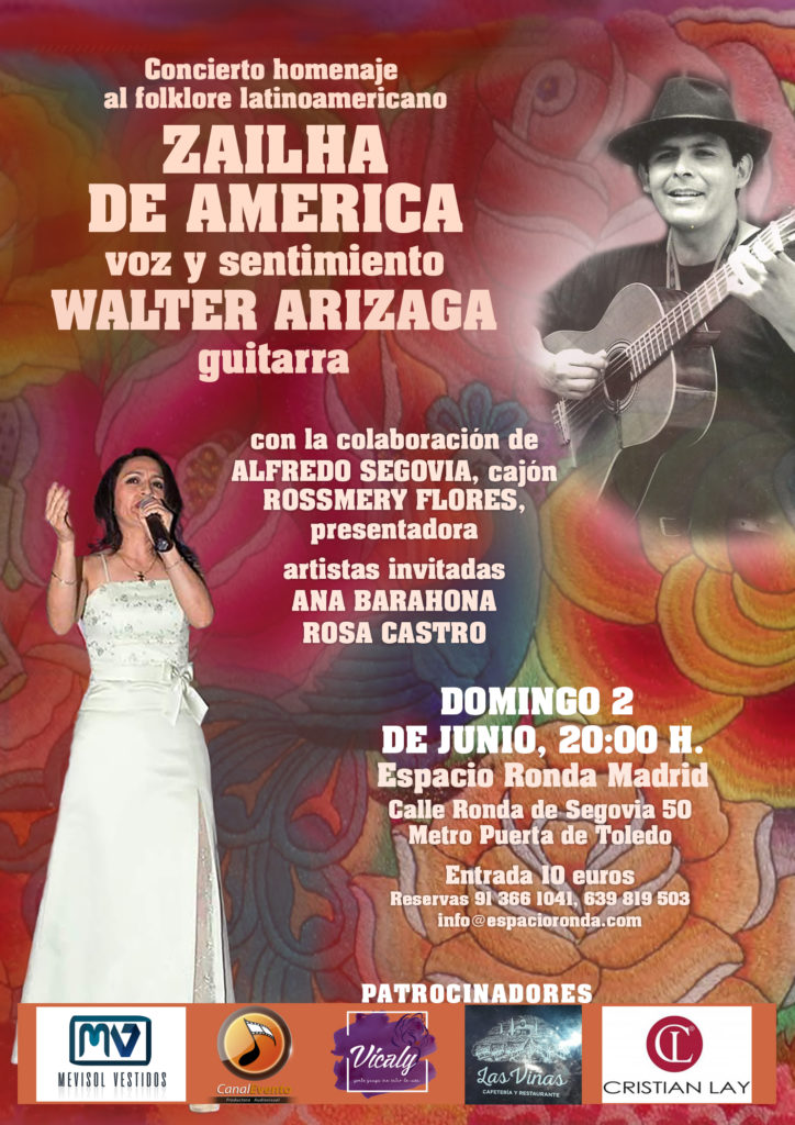 Concierto de Folklore Latinoamericano