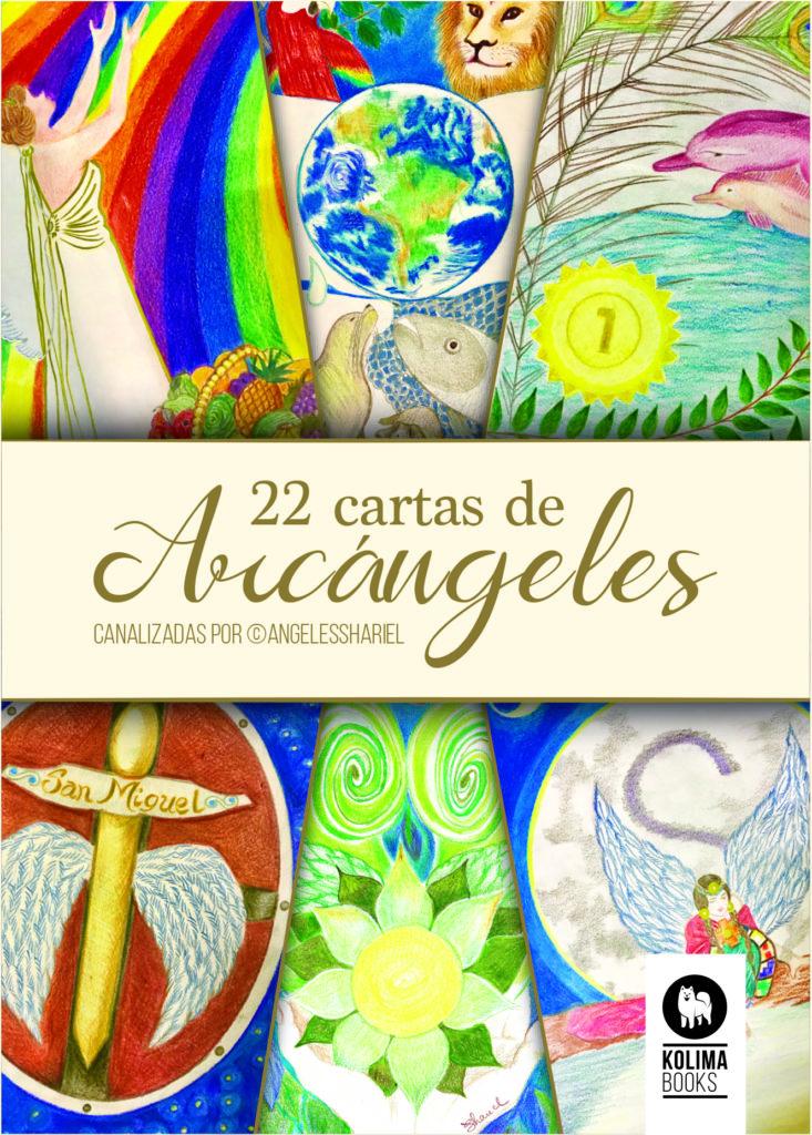 """Presentación de """"Las 22 Cartas de Arcángeles"""" por Ángeles Shariel"""