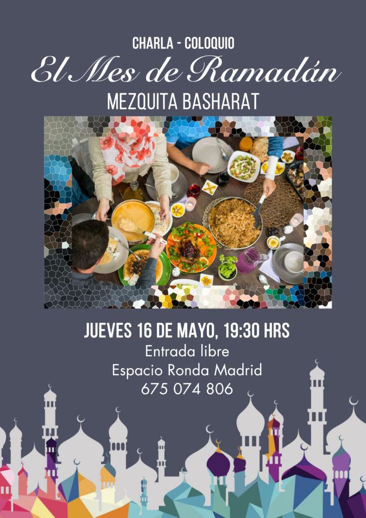 Conferencia - El mes del Ramadán, el mes del ayuno musulmán